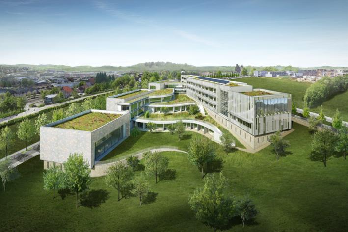L'institut de formation des personnels de santé du CHU de Besançon